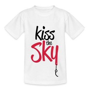 Kiss the Sky - Kinder T-Shirt