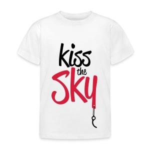 Kiss the Sky - Kinder T-Shirt