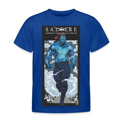 Saltire Annihilation Prev - Kids' T-Shirt