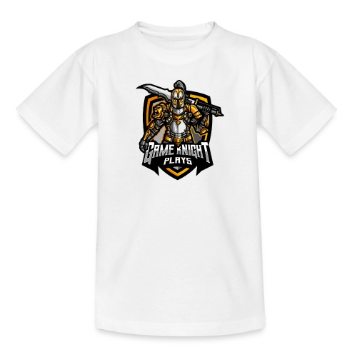 Game kNight Plays - Swordboard! - Kids' T-Shirt