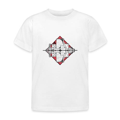 Horizon architectiuur - T-shirt Enfant