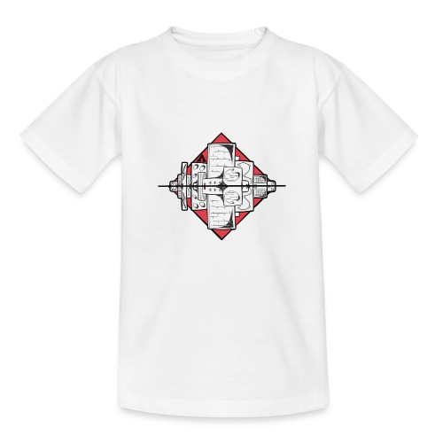 Horizon architectiuur - T-shirt Enfant
