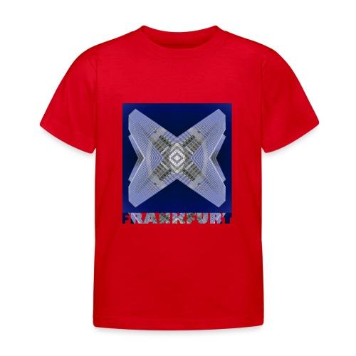 Frankfurt #4 - Kinder T-Shirt