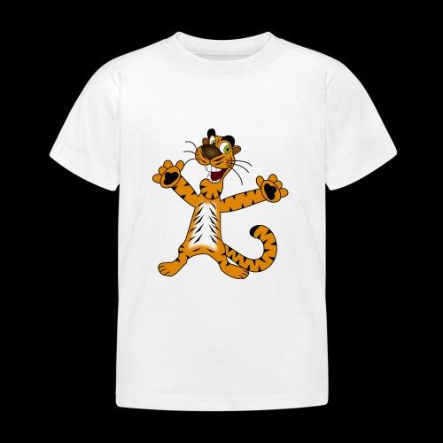 Tiger - Kinder T-Shirt