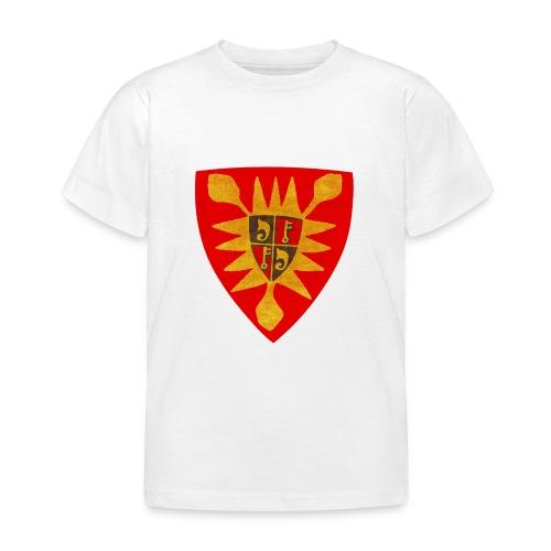 Exten Wappen Tasse - Kinder T-Shirt