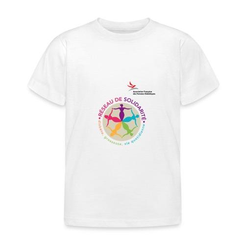 affd visuel identitaire avec logo - T-shirt Enfant