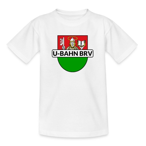U-Bahn Bremervörde Logo - Kinder T-Shirt
