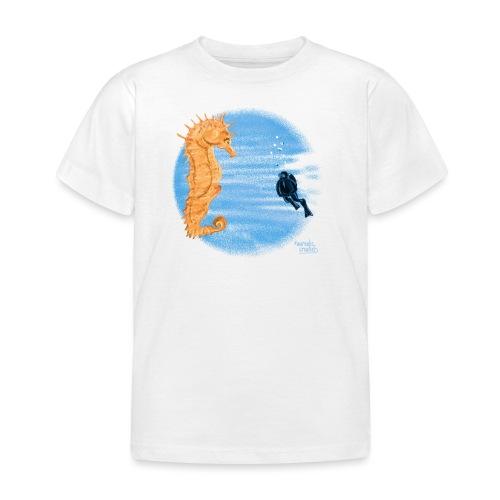 Zeepaardje - T-shirt Enfant