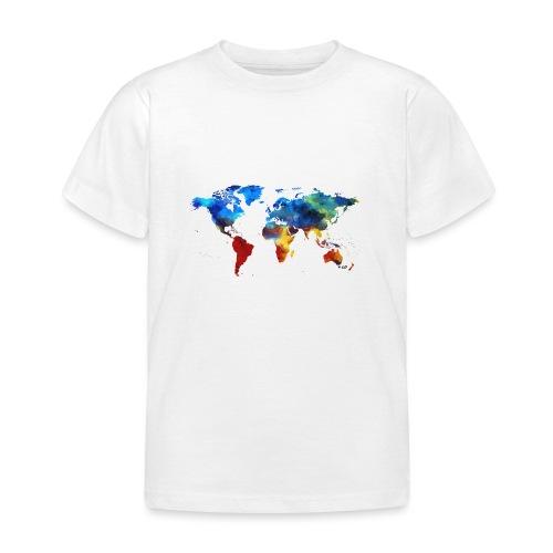 World - Maglietta per bambini