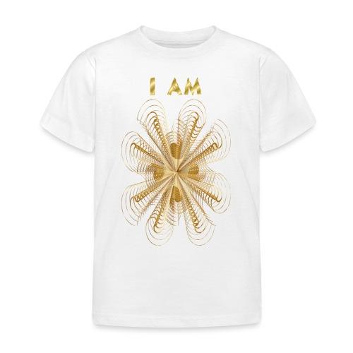 I AM - Maglietta per bambini