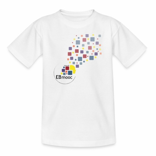 EBmooc T-Shirt 2018 - Kinder T-Shirt
