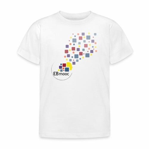 EBmooc T Shirt neutral - Kinder T-Shirt