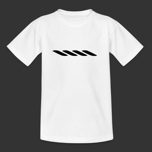 Rope With Bite Logo - Kids' T-Shirt
