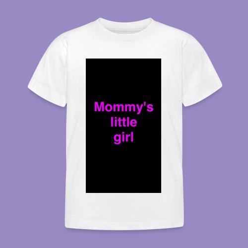 image - Børne-T-shirt