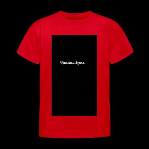 Body design Ranounou dezma - T-shirt Enfant
