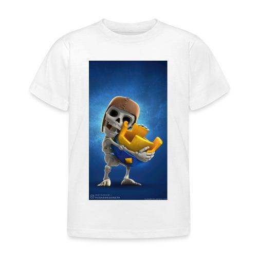 TheClashGamer t-shirt - Kinder T-Shirt