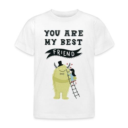 Du bist mein bester Freund 1 - Kinder T-Shirt