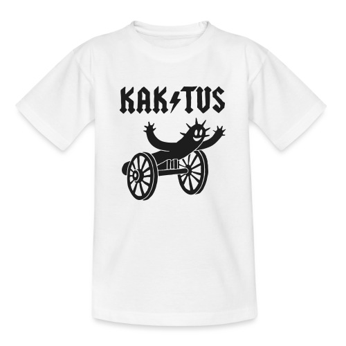 Kaktus Rock - Kinder T-Shirt