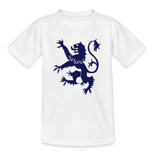 Scotland Rampamnt Lion - Kids' T-Shirt