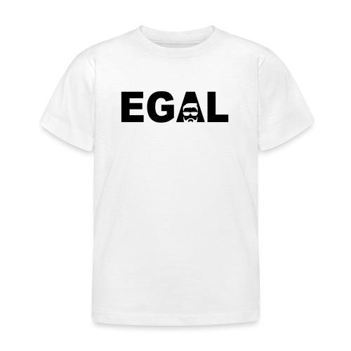 Egal Hipster - Kinder T-Shirt