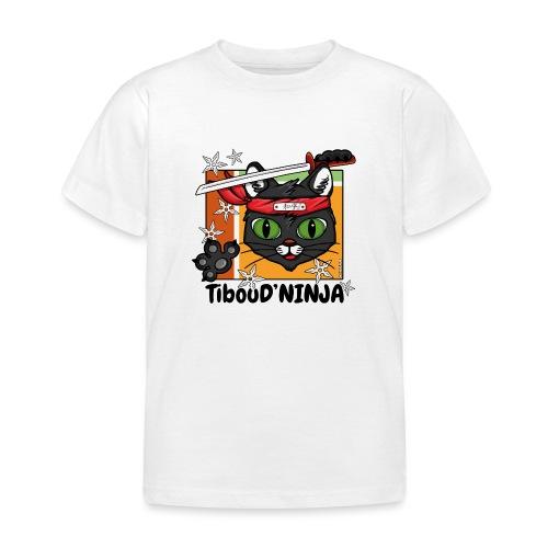 TibouD'NINJA - T-shirt Enfant