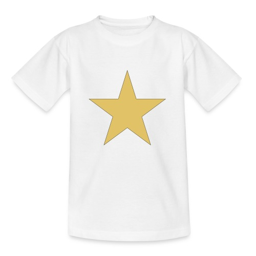 ardrossan st.pauli star - Kids' T-Shirt