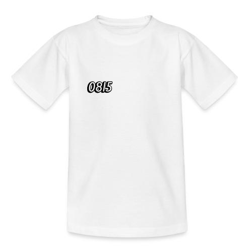 0815Logo - Kinder T-Shirt