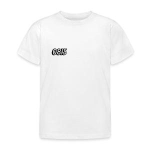 0815Logo - Kinder T-Shirt