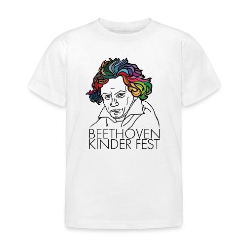 Beethoven Kinder Fest - Kinder T-Shirt