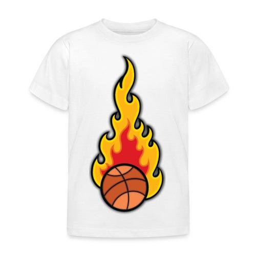 basketball1 - Kinder T-Shirt