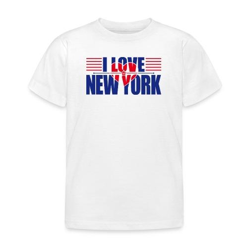 love new york - T-shirt Enfant