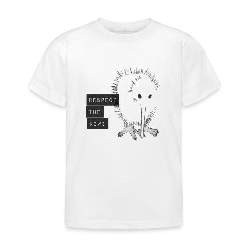 Respect the Kiwi - Kinder T-Shirt