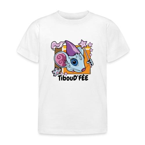 TibouD'FEE - T-shirt Enfant