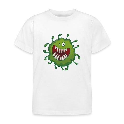 virus - T-skjorte for barn