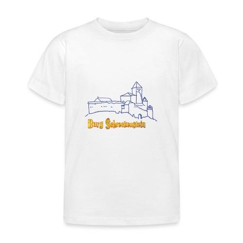 Kinder Kapuzenpullover - Burg Schreckenstein - Kinder T-Shirt