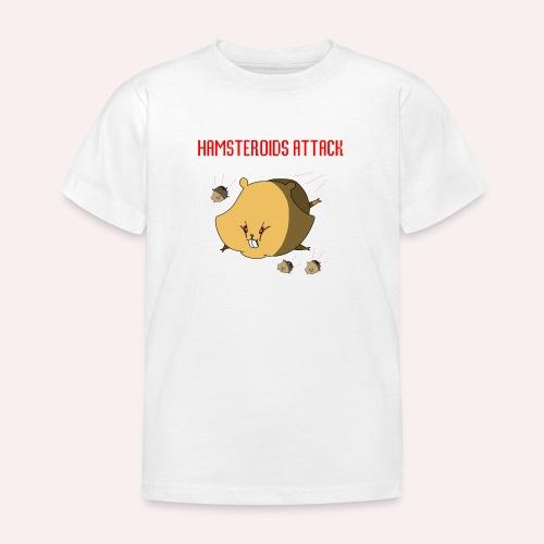 Hamsteroids Attack !!! - T-shirt Enfant