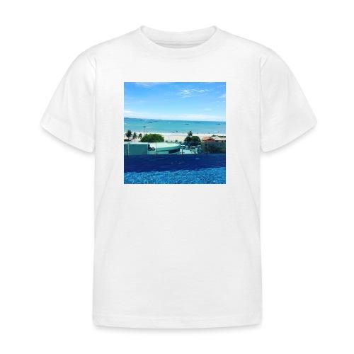 Thailand pattaya - Børne-T-shirt