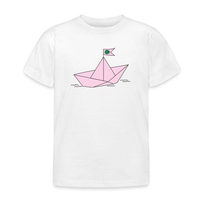 Schiffchen rosa