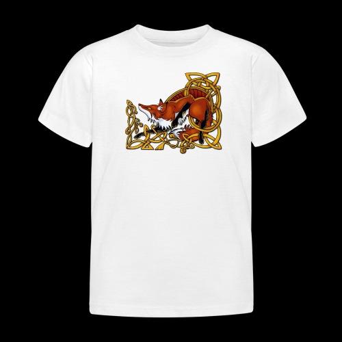 Celtic Fox - Kids' T-Shirt