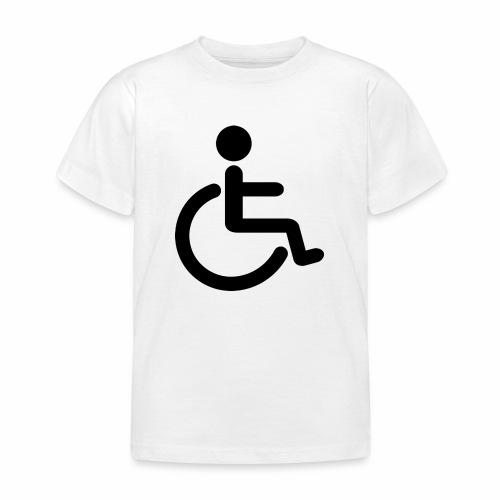 Pyörätuolipotilas - tuoteperhe - Lasten t-paita