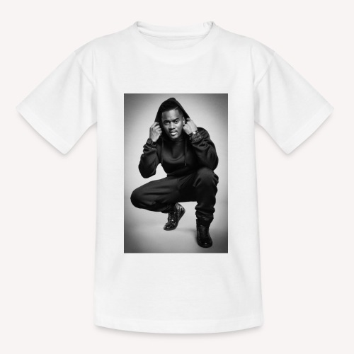 Black M - T-shirt Enfant