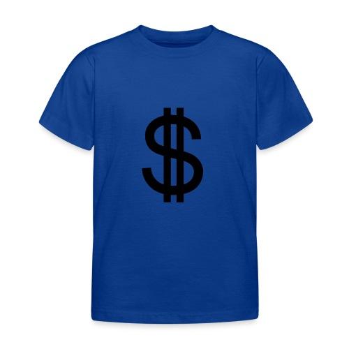 Dollar - Camiseta niño