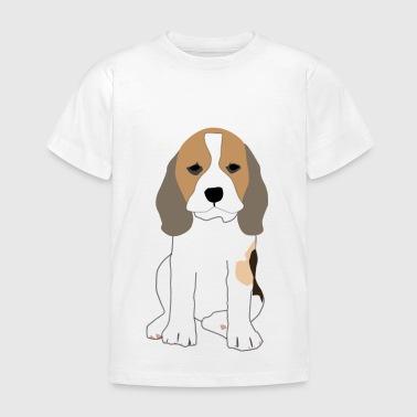 beagle - Kids' T-Shirt