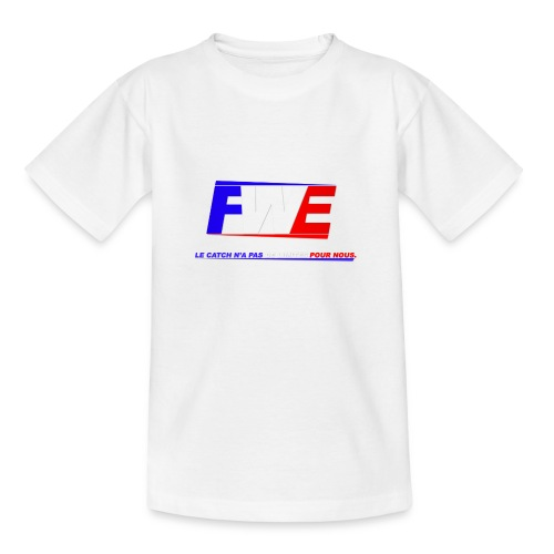 Logo Slogan png - T-shirt Enfant