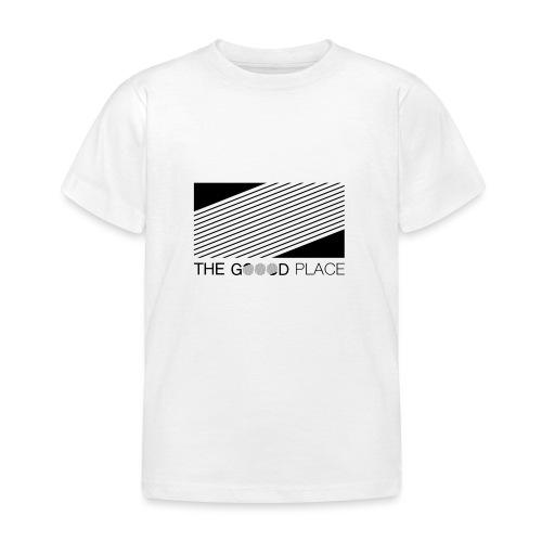 THE GOOOD PLACE LOGO - Kinderen T-shirt