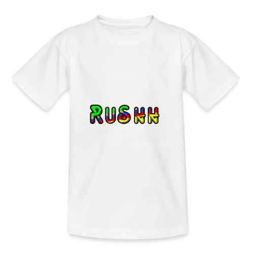rushhlogoo - Kids' T-Shirt