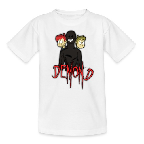 'DEMOND' Tshirt (Colesy Gaming - YouTuber) - Kids' T-Shirt