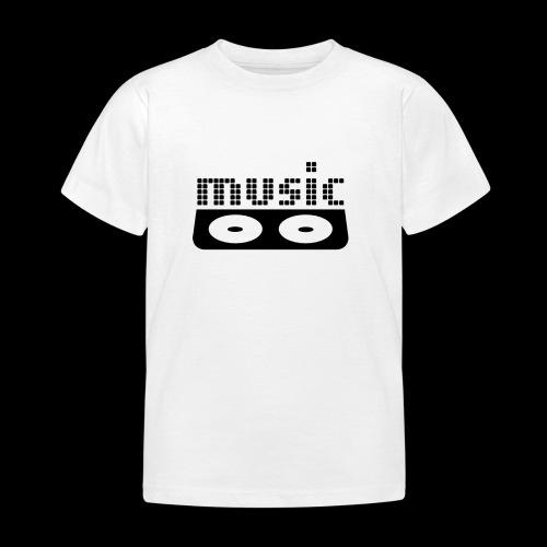 consola dj - Camiseta niño