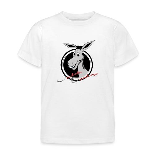 Justabs Donkeys - Kinder T-Shirt