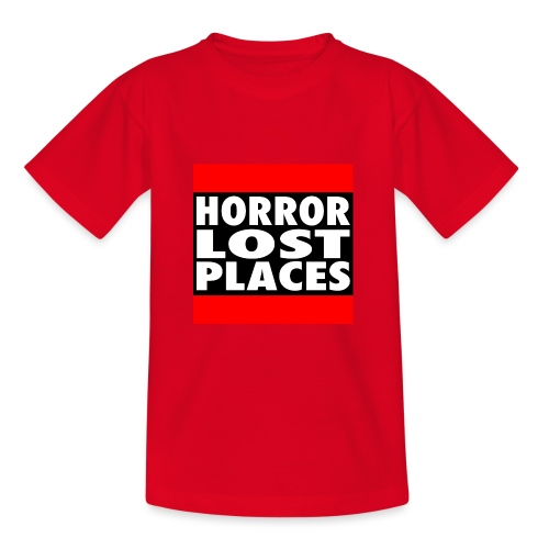 Horror Lost Places - Kinder T-Shirt